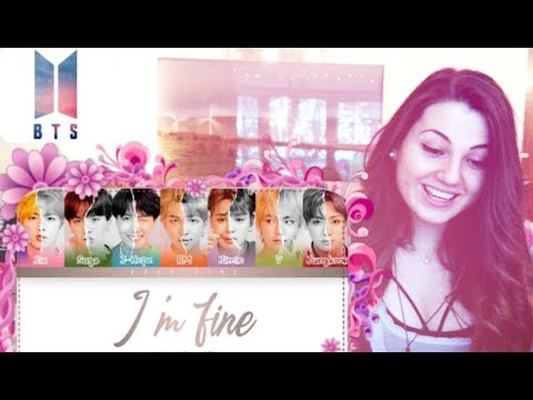 BTS (방탄소년단) -  I'm Fine REACTION