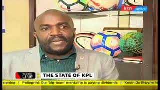 The state of KPL ; We need County Government to build infrastructure