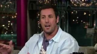 Adam Sandler Funny Interview