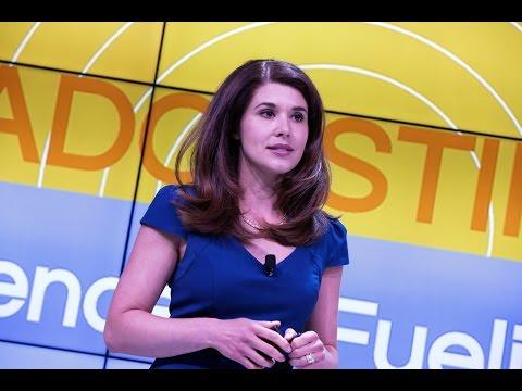 Sample video for Michelle Gielan