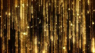 gold glitter background 4k, golden particles background hd, Golden Motion Graphics Background #gold