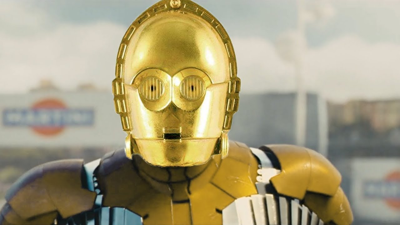 C-3PO Man登場! Maxresdefault