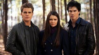 """""""Stefan/Elena/Damon-Cinema Bizarre – Angel in Disguise"""""""