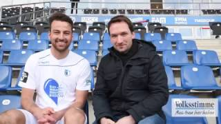 FCM-Stürmer Beck im Interview