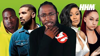 The Ghostwriters Behind Your Favorite Rappers