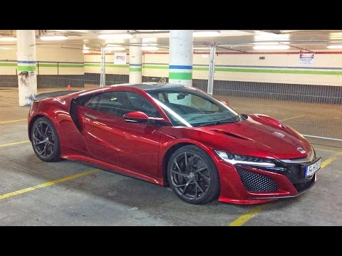 New Honda NSX: take the guided tour