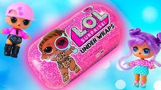 Куклы ЛОЛ 4/2 Сюрпризы Распаковка Видео для детей Игрушки #LOL Surprise Dolls wave 2