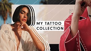 My Tattoo Collection // Brittany Xavier