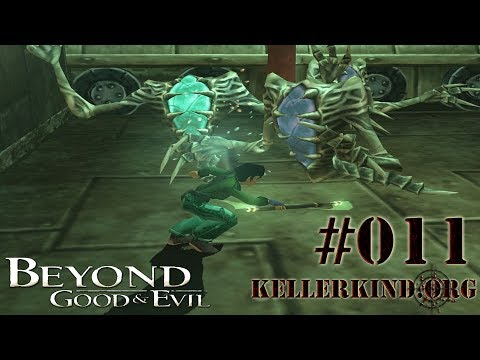 Schlachterei und Puzzlespaß ★ #011 ★ We play Retro-Sonntag: Beyond Good and Evil [HD|60FPS]