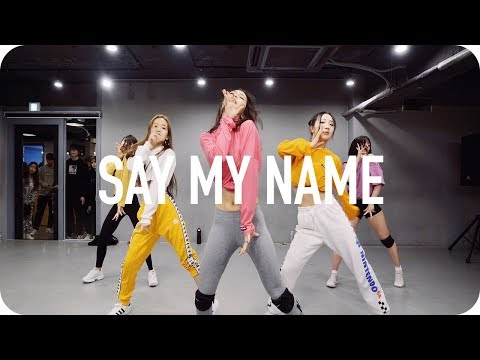 Say My Name - David Guetta, Bebe Rexha & J Balvin / Ara Cho Choreography
