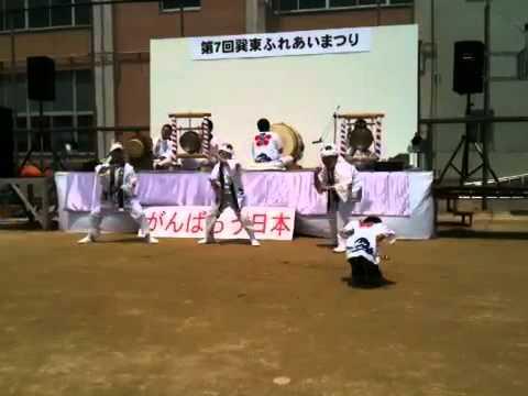 伊賀ケ 第7回ふれあい祭り:だんじり囃子