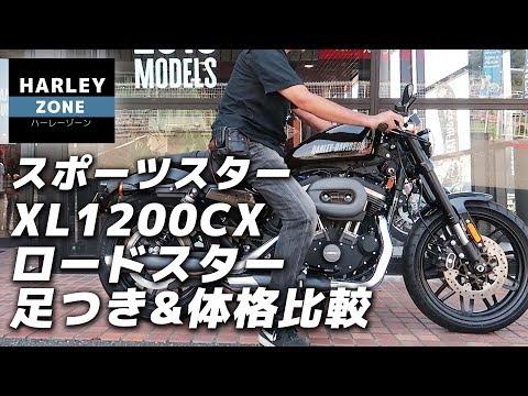 2017 Harley-Davidson® XL1200CX Roadster™