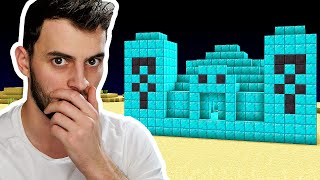 Minecraft, But Structures Are Extremely OP...