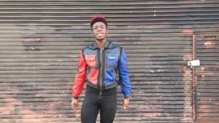 Wilfried Zaha Dance Initiation - A-Star - #BieMu Freestyle - Kwamz, Flava, Jaij Hollands, KWeezy
