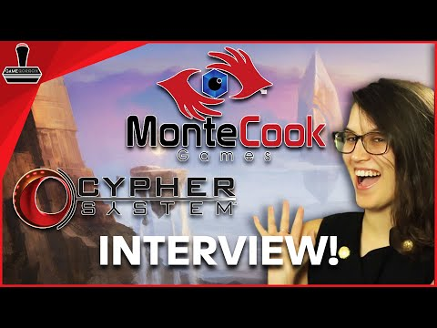 Monte Cook Games Interview - Darcy Ross | GameGorgon