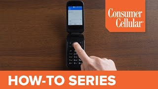 Consumer Cellular Link: Sending and Receiving Text Messages  (8 of 14) | Consumer Cellular