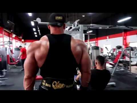 Jak zmienić mięśni podczas treningu