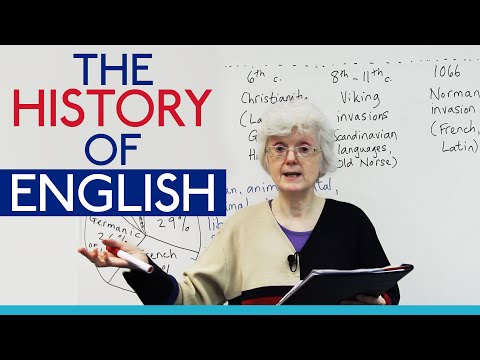 Discover the History of English