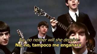 Devil in her heart - The Beatles (LYRICS/LETRA) [Original]