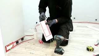 Heizleiste-Elektrische Infrarotheizung