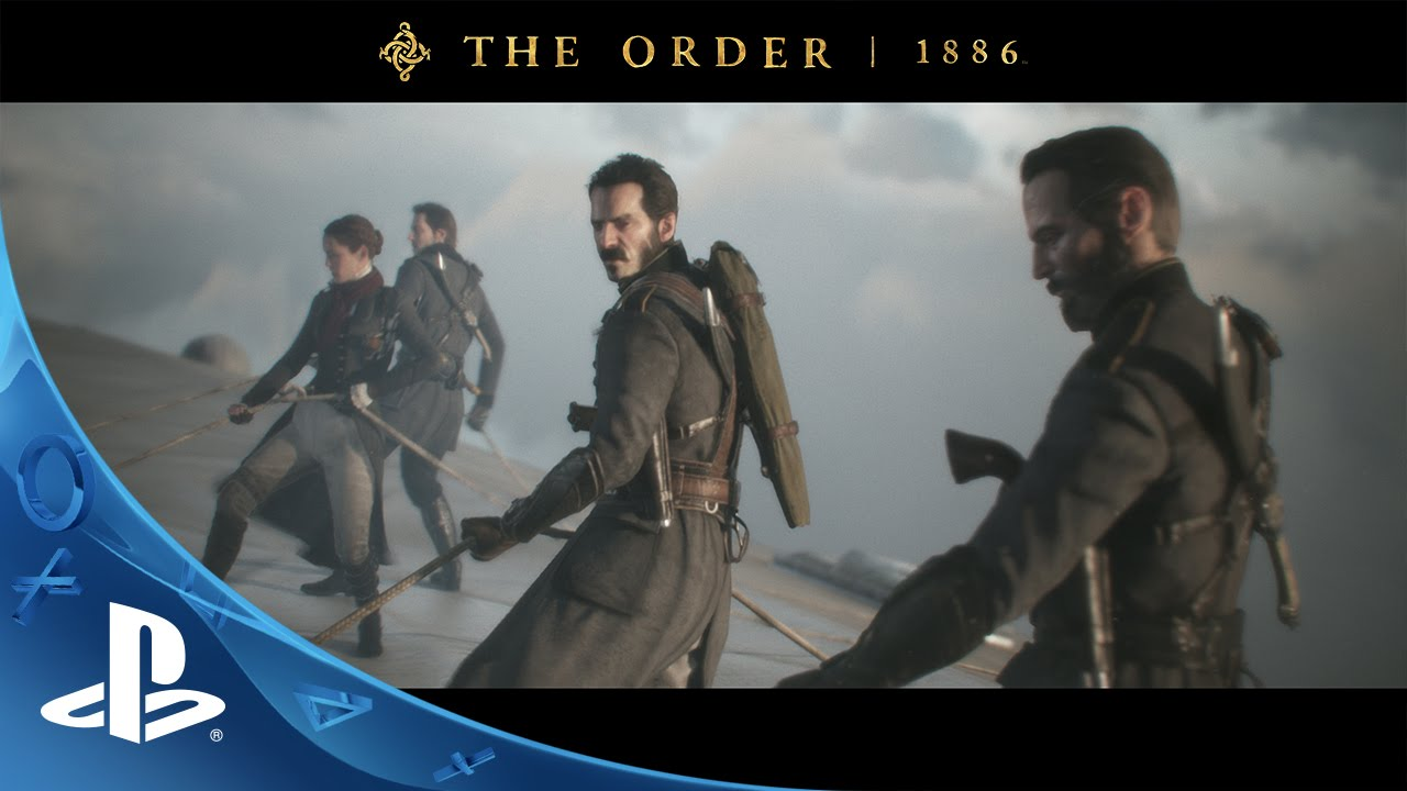 The Order: 1886 Kicks Off Big Game with New Trailer