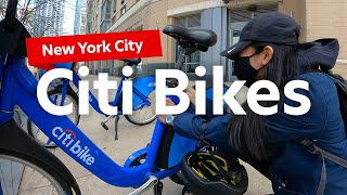 How to Rent a Citi Bike in New York City + Tour of Gantry Park (Long Island City, Queens)