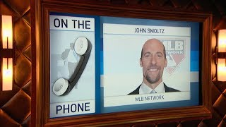 Hall of Famer John Smoltz Talks MLB Playoff Races & More  | Full Interview | The Rich Eisen Show