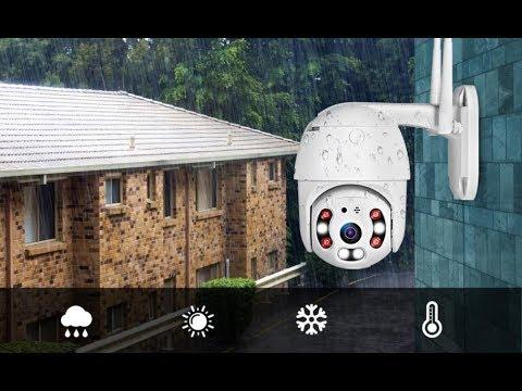 Уличная камера видеонаблюдения +с wifi