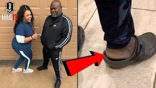 David & Tamela Manns Son Teases His Ashy Feet! 😭😭😭