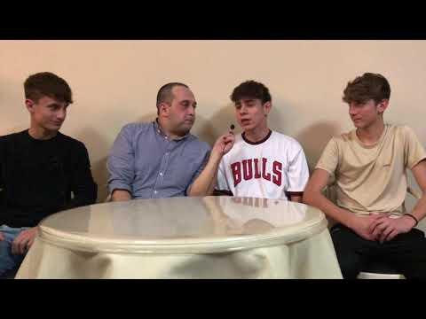 Preview video LORENZO PETRELLA, MATTHIAS ROMANO E ANDREA SANTONE (ALLIEVI REGIONALI 2003-2004)