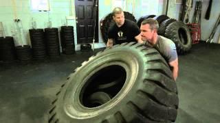 CrossFit - Tire Technique