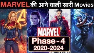 Upcoming Marvel Movies After Avengers Endgame In Hindi | Marvel Phase 4 Movies List In Hindi