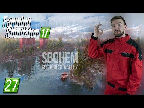 VELKÉ STĚHOVÁNÍ! | Farming Simulator 17 #27