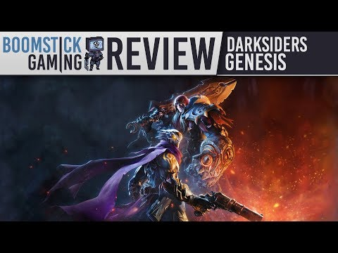 Darksiders Genesis – FULL REVIEW | Bring Forth the Apocalypse! video thumbnail