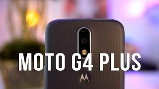 Moto G4 Plus Hands-on Review! Best New Mid-range Phone of 2016?