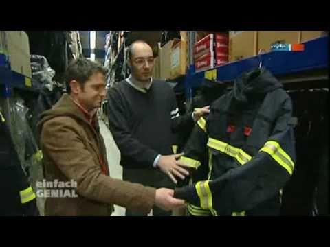 MDR Einfach Genial - Lion Apparel Feuerwehrschutzbekleidung.