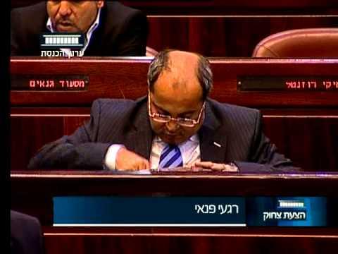עושים צחוק מהחוק בערוץ הכנסת
