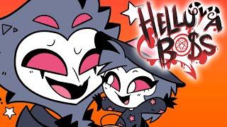 SPOOKY HELLUVA BOSS + HAZBIN HOTEL HALLOWEEN DROP!