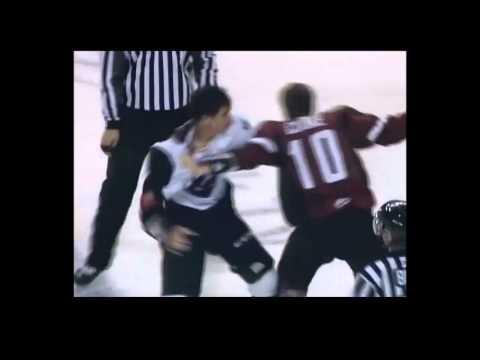 Scott Cooke vs. Kenton Helgesen