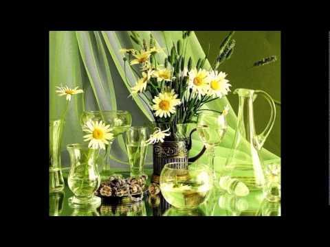 Цветы и Вальс Шопена...