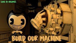 [SFM BATIM] Build Our Machine Song By DAGames
