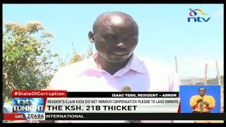 Elgeyo Marakwet Residents Question The Ksh. 21B Non Existing Arror Dam