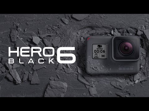 GoPro: Meet HERO6 Black + QuikStories