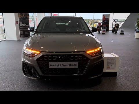 2019 Audi A1 - LED-Scheinwerfer/Blinker