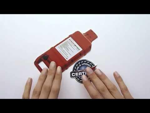 StartStick Adapter zur Entlastung des Hebelarms