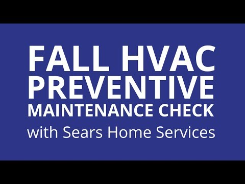 Get Your Furnace Ready for Winter: Fall HVAC Preventive Maintenance Check