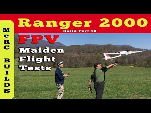 volantex-ranger-2000-fpv-rc-plane-build-part-10--maiden-flight-tests