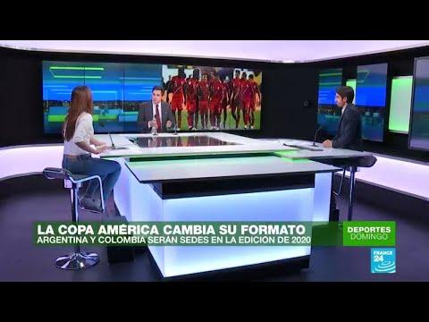 Copa America 2020: polemica por el nuevo formato del torneo de selecciones mas antiguo del mundo