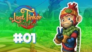 preview picture of video 'The Last Tinker: City of Colors - #1, I NEED MONEY?!'