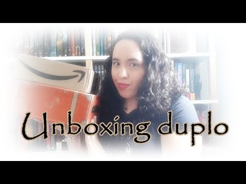 Unboxing Turista Literário de Dezembro (2017) + Compras na Amazon | Um Livro e Só